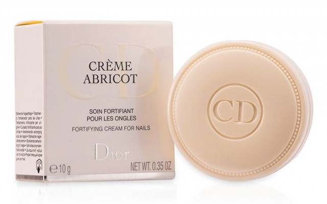 Crème Abricot Fortifying Cream For Nails by Dior.