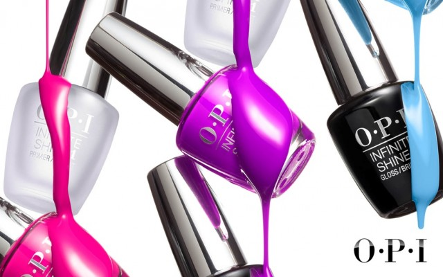 Extremely durable colour. OPI Nail Polishes – Infinite Shine