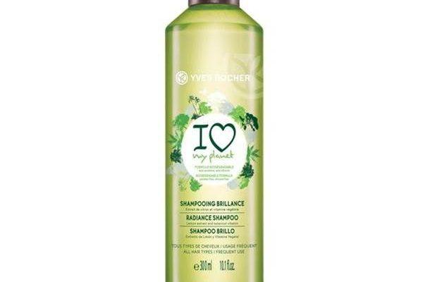 Eco shampoo. Yves Rocher hair shampoo test I