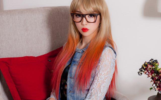 Blorange: The successor to Rose Gold Hair
