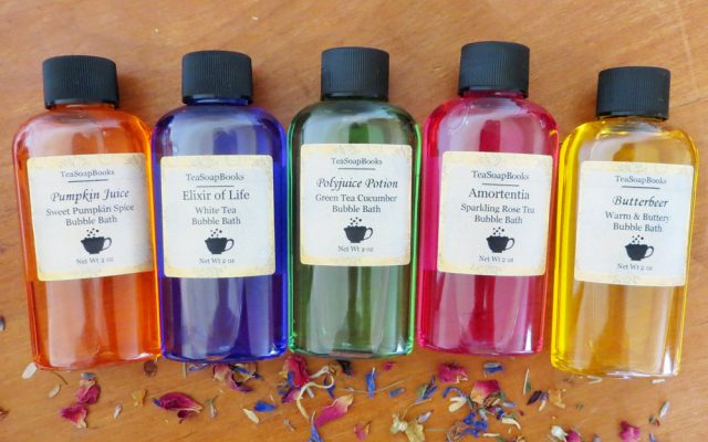 Magic Shower Gels – Harry Potter Bubble Bath