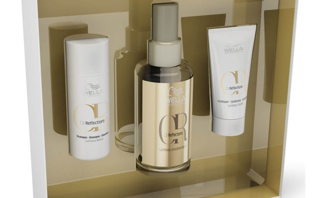 Camellia oil in new Wella Professionals products