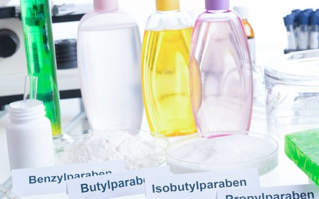 Wreckful Substances Included into Cosmetics. Facts and Myths