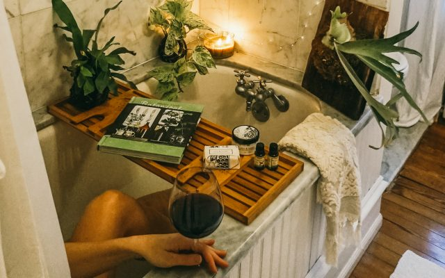Home SPA Step by Step. How to Create the Perfect Relaxing Bath?