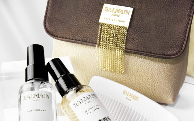 Balmain Styling Set – Everyone Will Envy You Such Hair Care