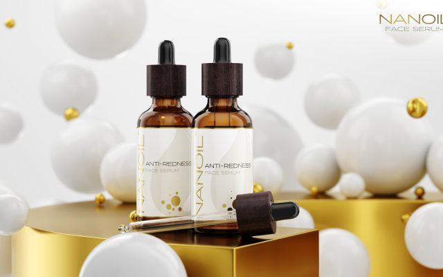 Nanoil Anti-Redness Face Serum: Your Skin in Good Hands!